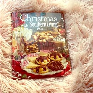 Christmas hard cover magazine